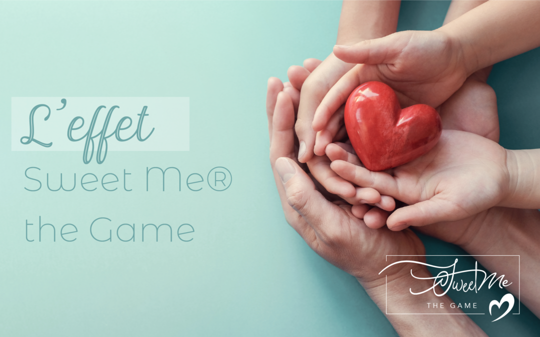 Quand Marie-Odile reçoit son coffret Sweet Me® the Game …